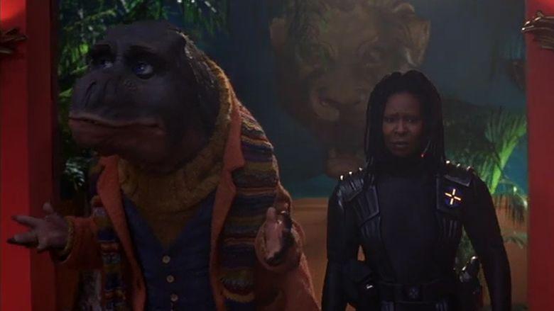 Theodore Rex (film) movie scenes