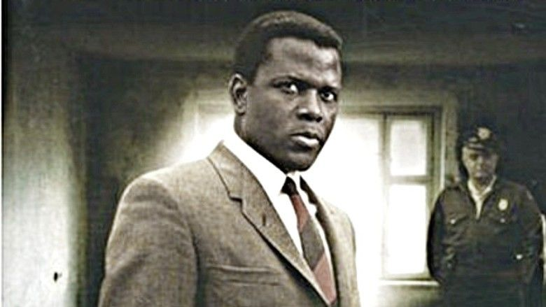 They Call Me Mister Tibbs! movie scenes
