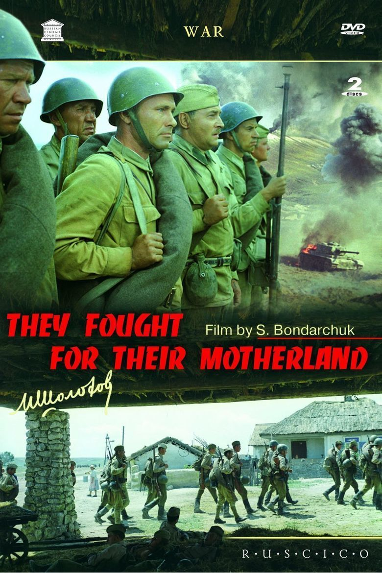 They Fought for Their Country movie poster
