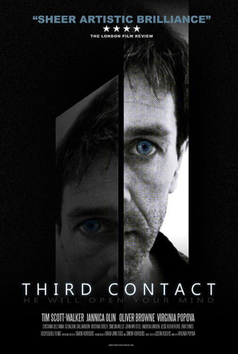 Third Contact movie poster