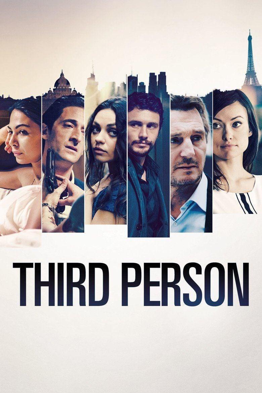 Third Person (film) movie poster