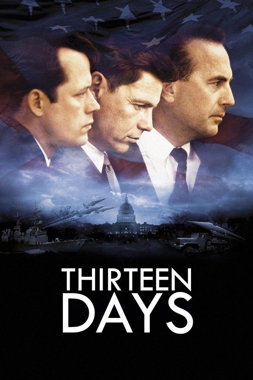 Thirteen Days (film) movie poster