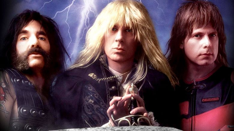 This Is Spinal Tap movie scenes