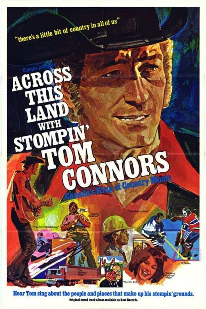This Is Stompin Tom movie poster