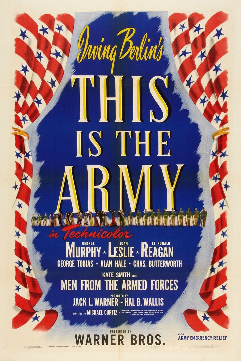 This Is the Army movie poster