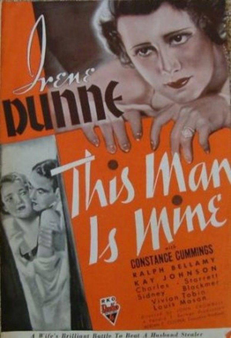 This Man Is Mine (1934 film) movie poster