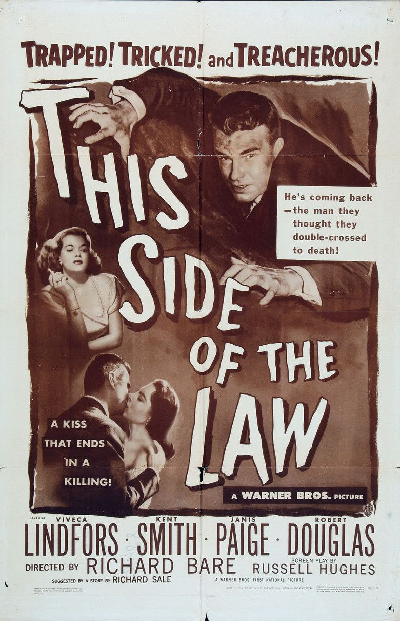 This Side of the Law movie poster