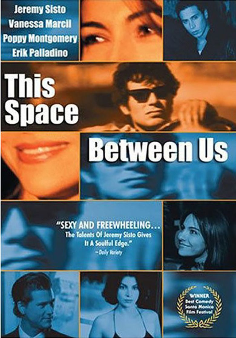 This Space Between Us movie poster