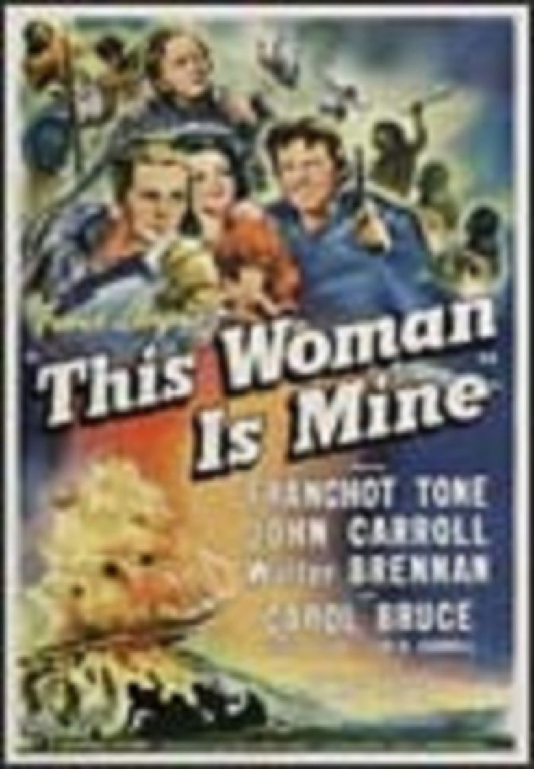 This Woman is Mine movie poster