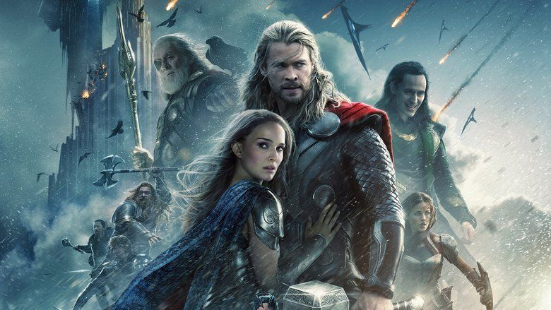 Thor: The Dark World movie scenes