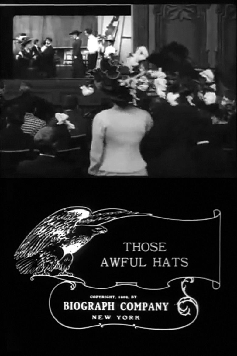 Those Awful Hats movie poster