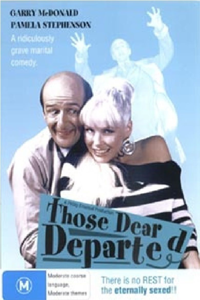 Those Dear Departed movie poster