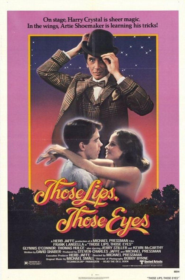 Those Lips, Those Eyes movie poster