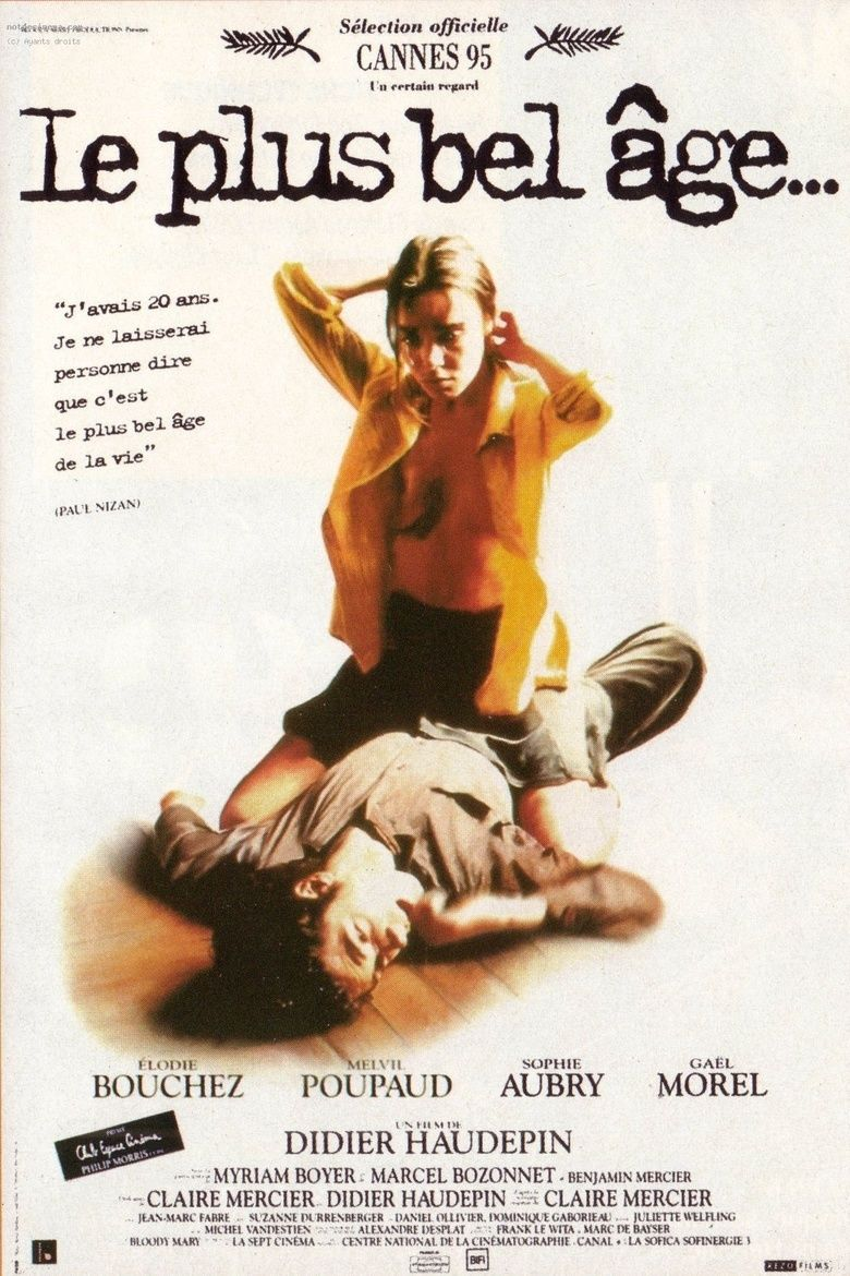 Those Were the Days (1995 French film) movie poster