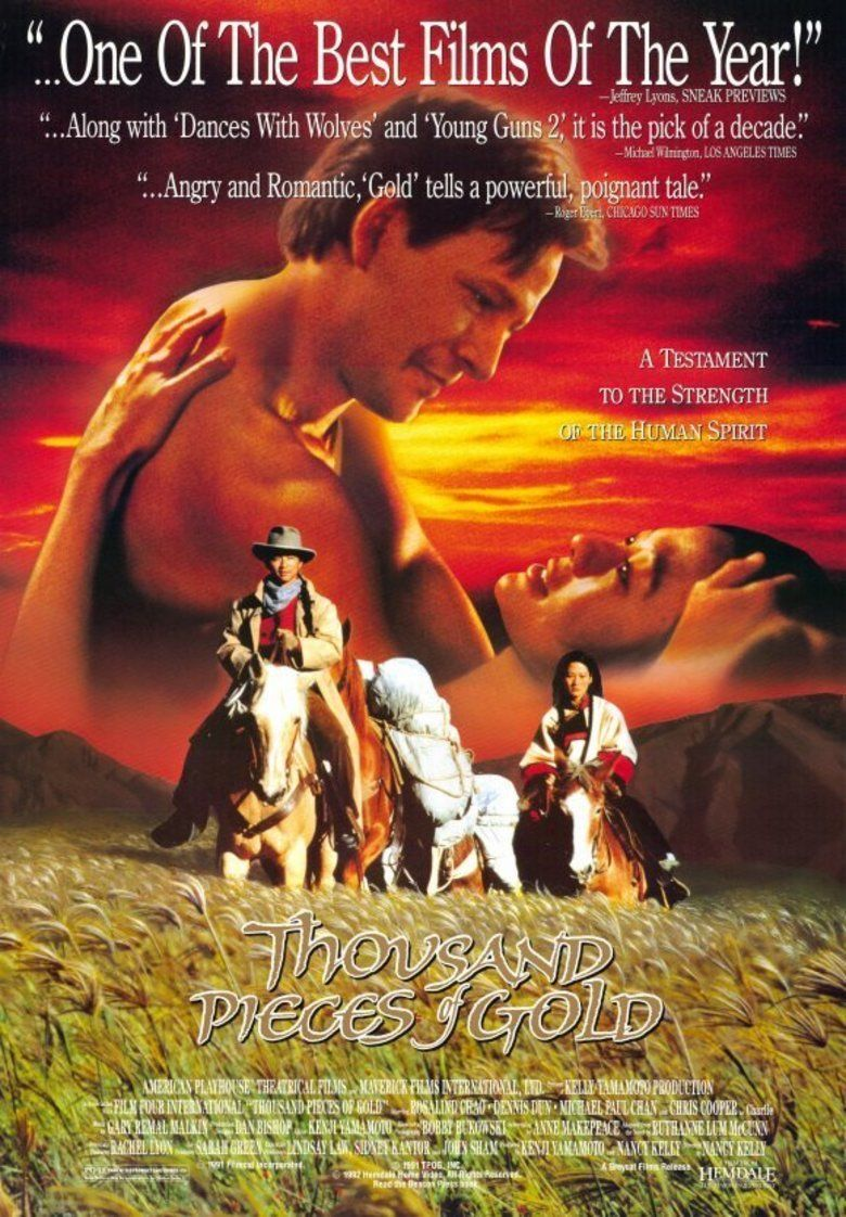 Thousand Pieces of Gold (film) movie poster