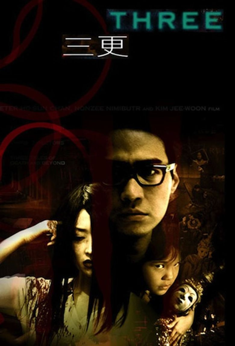 Three (2002 film) movie poster