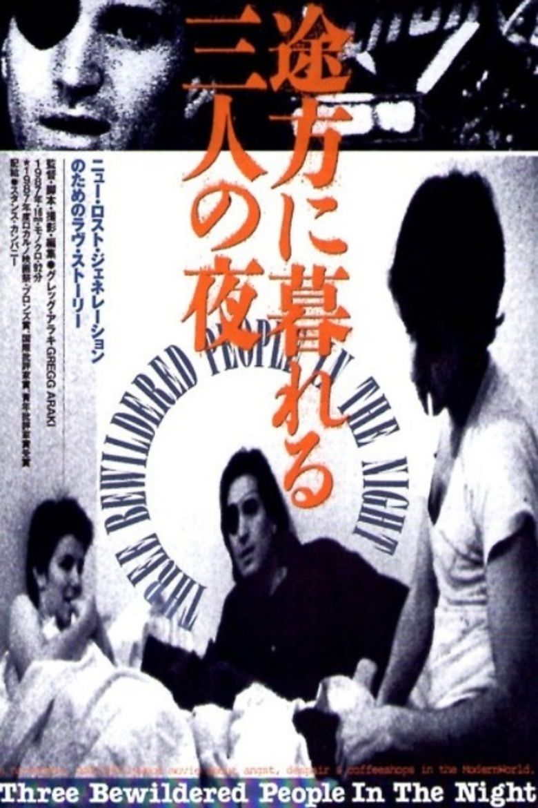Three Bewildered People in the Night movie poster