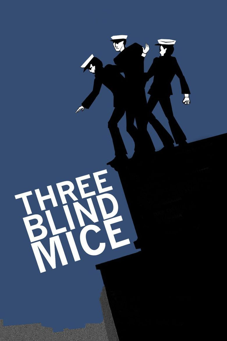 Three Blind Mice (2008 film) movie poster