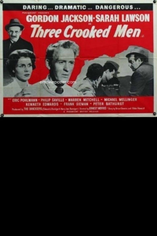 Three Crooked Men movie poster