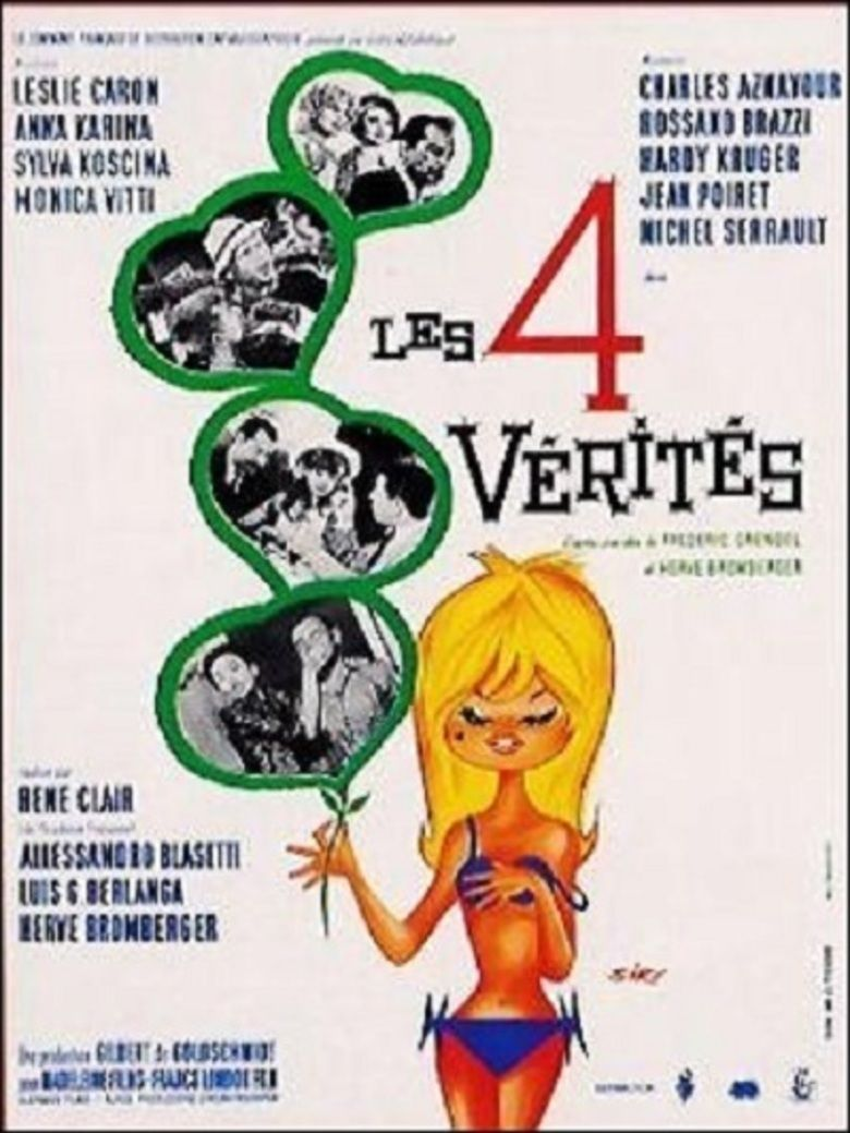 Three Fables of Love movie poster