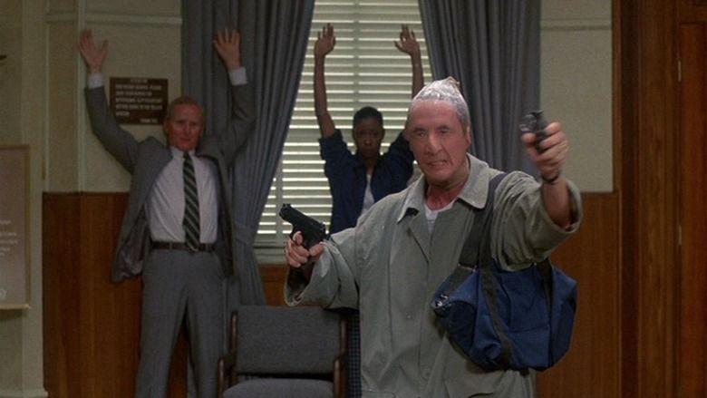 Three Fugitives movie scenes