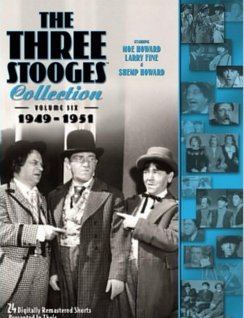 Three Hams on Rye movie poster