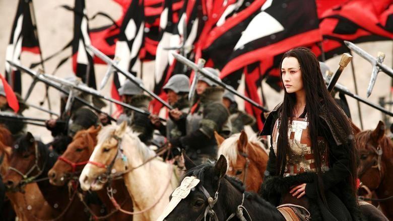Three Kingdoms: Resurrection of the Dragon movie scenes