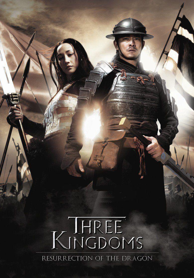 Three Kingdoms: Resurrection of the Dragon movie poster