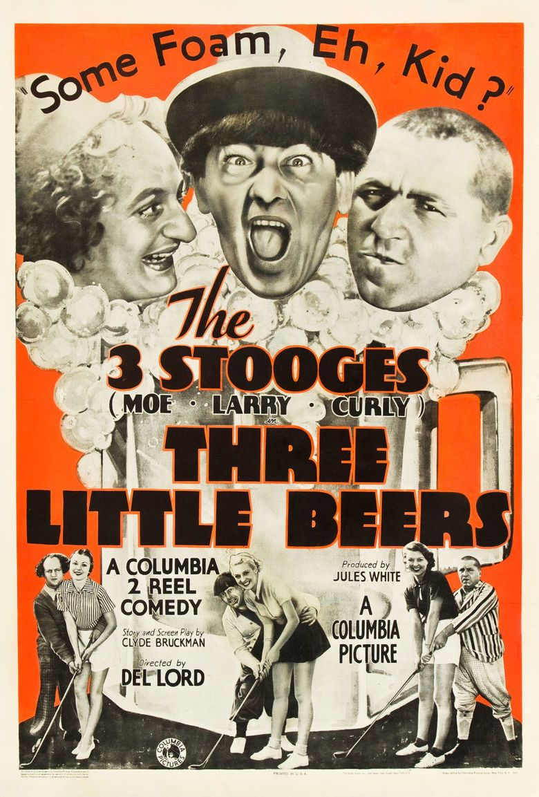 Three Little Beers movie poster
