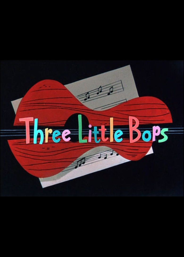 Three Little Bops movie poster