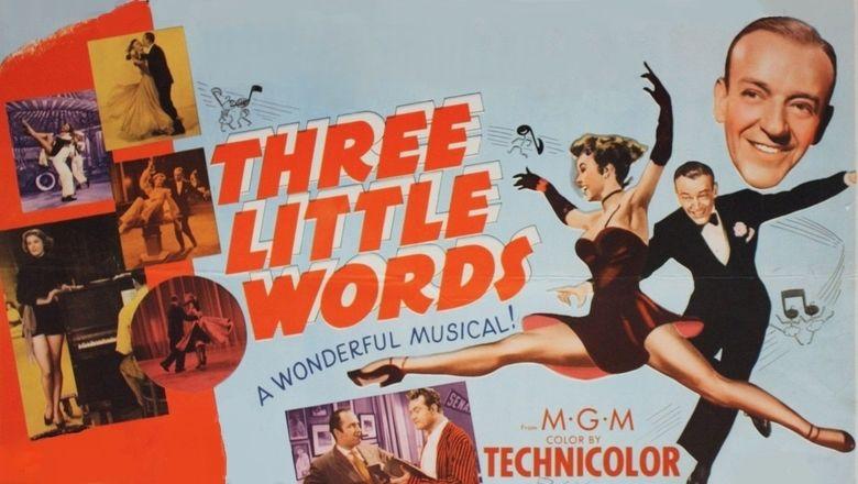 Three Little Words (film) movie scenes