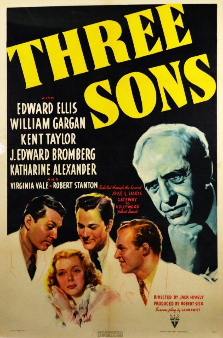 Three Sons movie poster