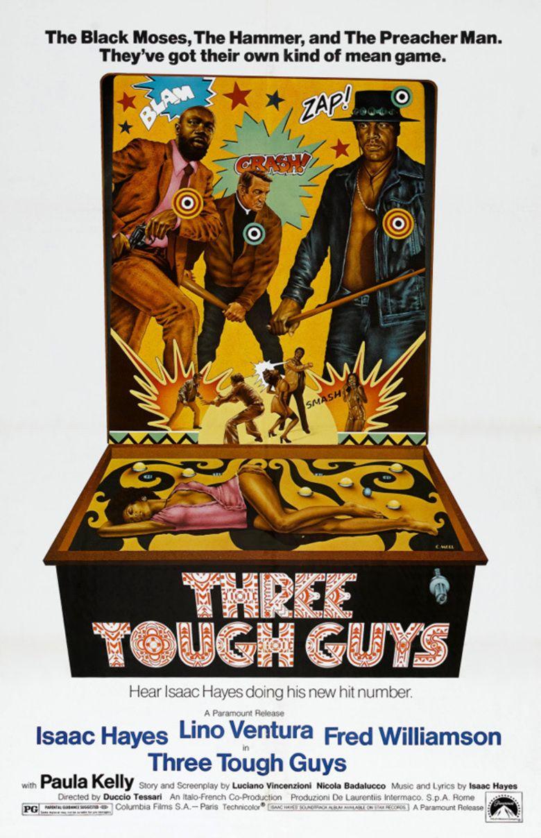 Three Tough Guys movie poster