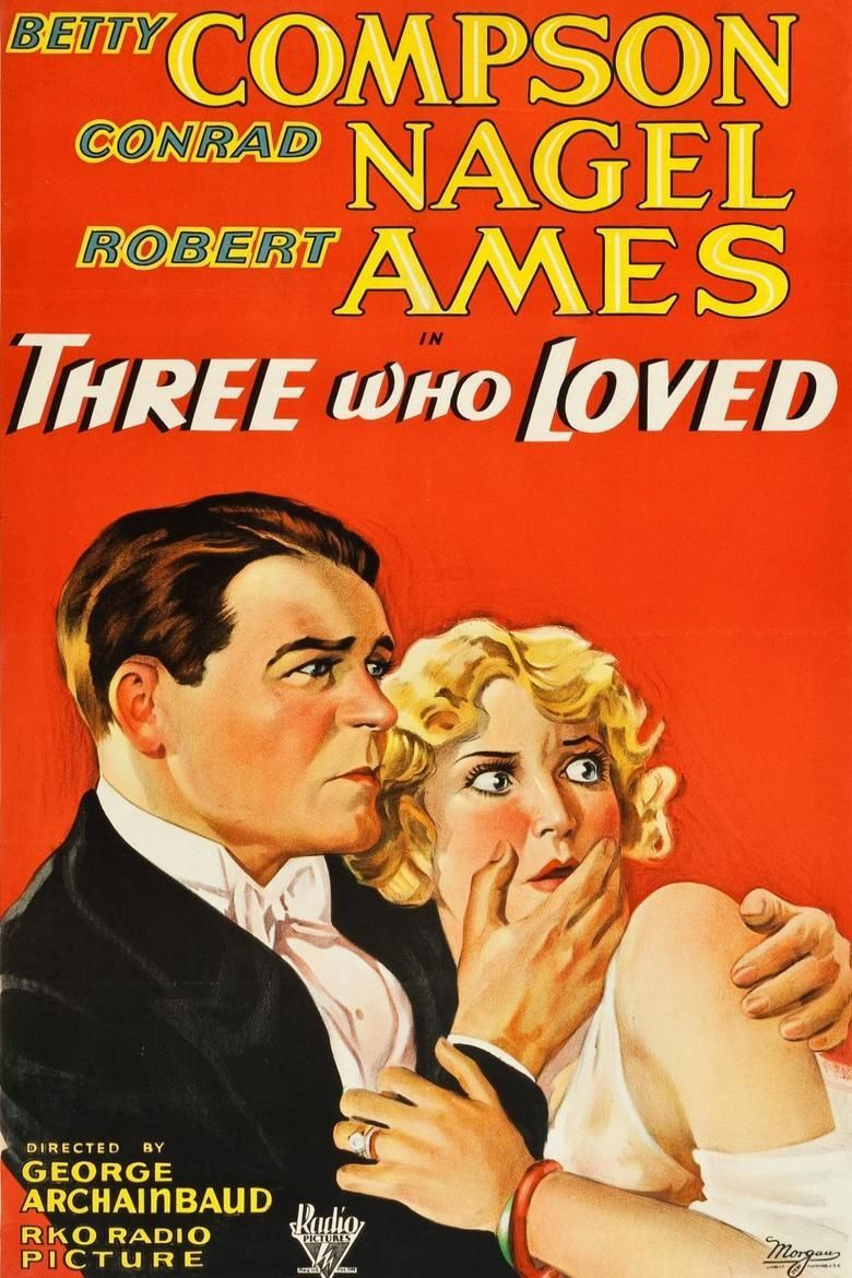 Three Who Loved movie poster