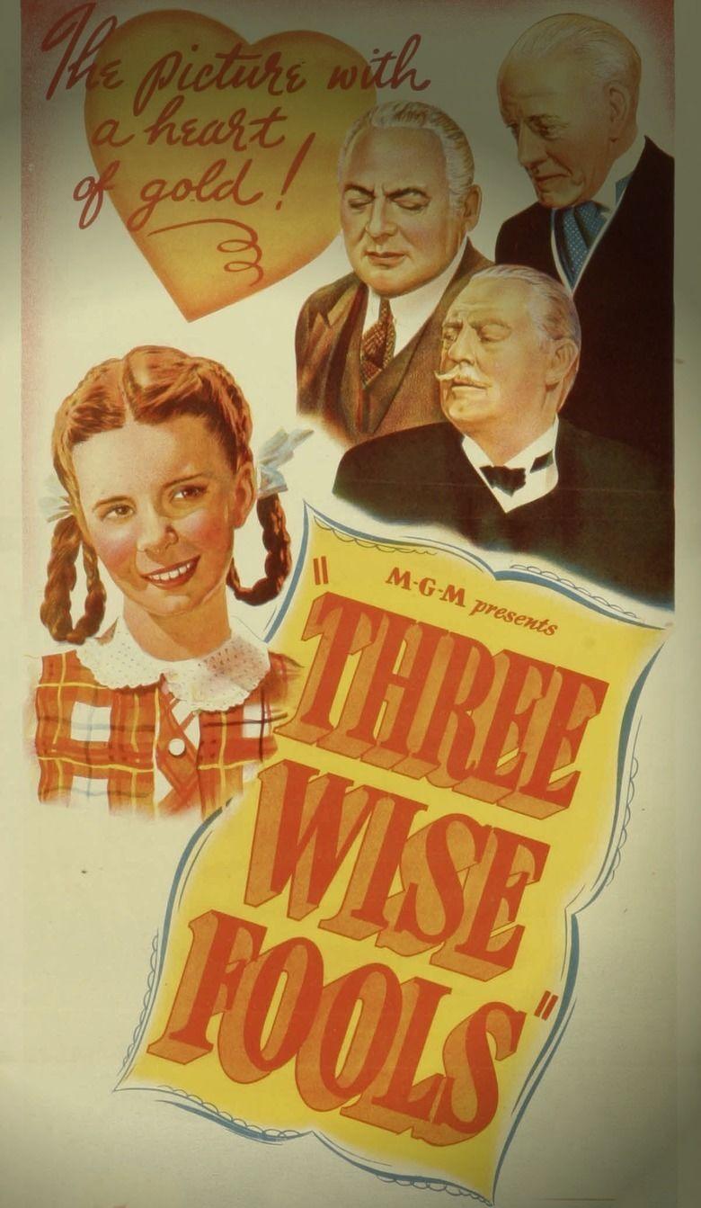 Three Wise Fools (1946 film) movie poster