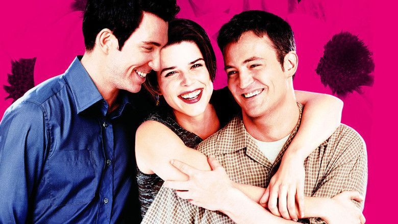 Three to Tango movie scenes