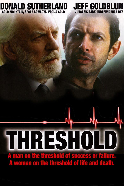 Threshold (1981 film) movie poster