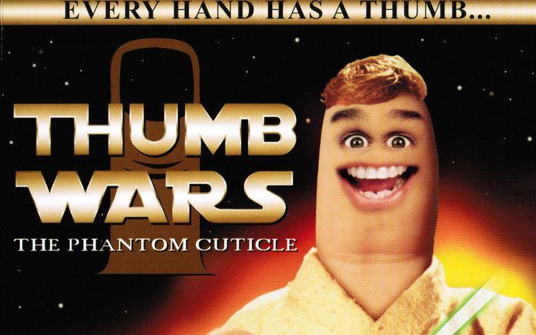 Thumb Wars movie scenes