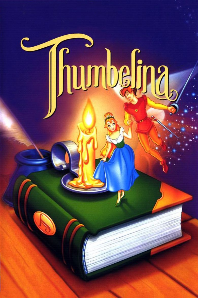 Thumbelina Blu-ray, Special Features and Extras