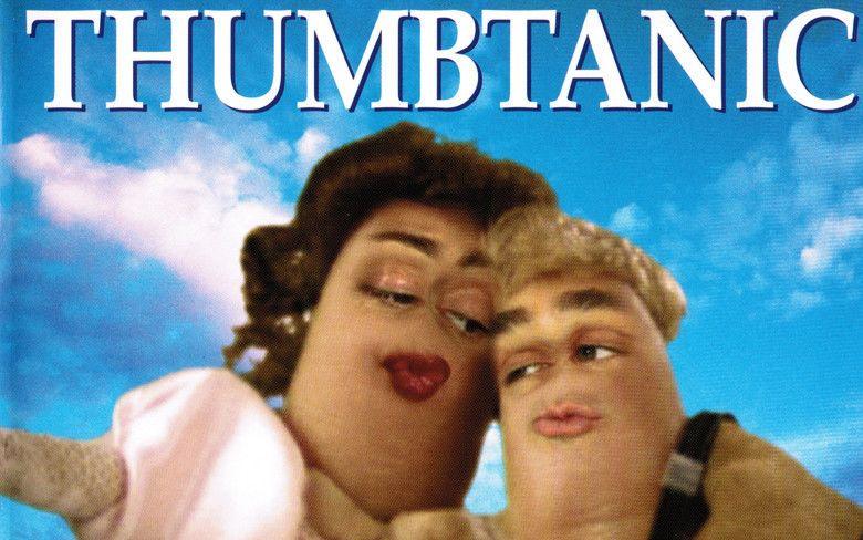 Thumbtanic movie scenes