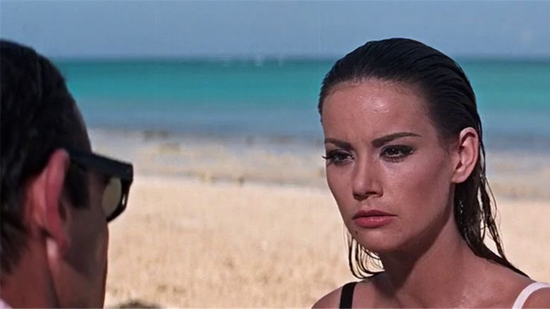 Thunderball (film) movie scenes