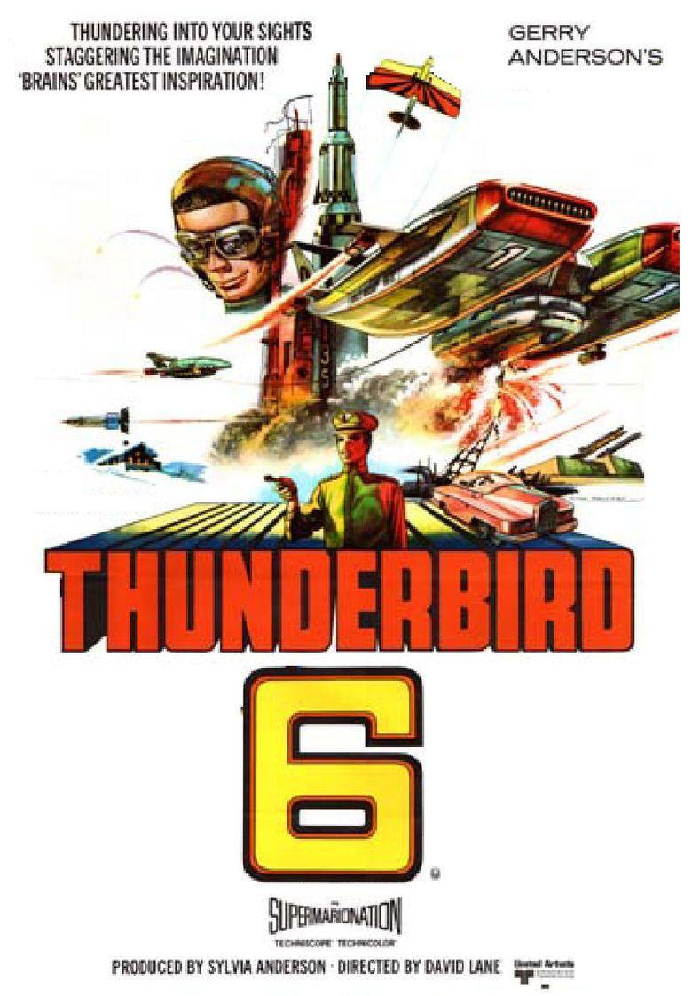 Thunderbird 6 movie poster