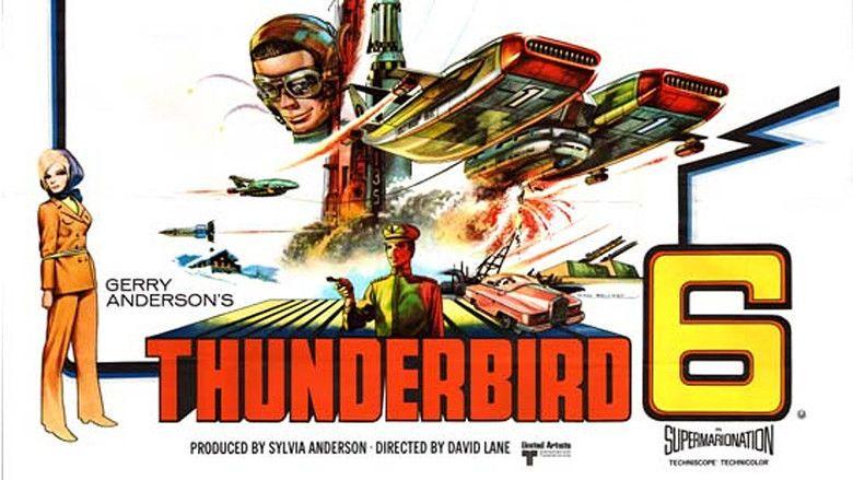 Thunderbird 6 movie scenes
