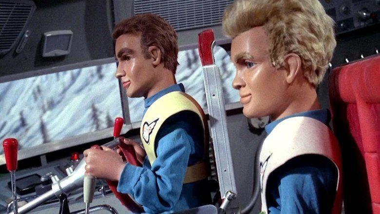 Thunderbirds Are Go movie scenes