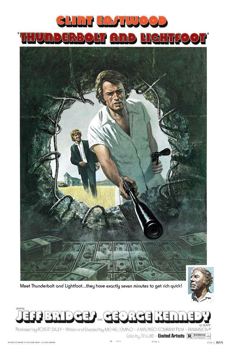 Thunderbolt and Lightfoot movie poster