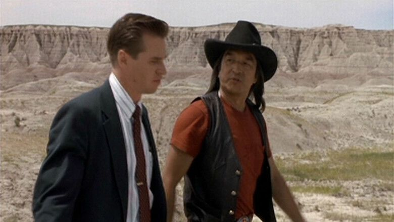 Thunderheart movie scenes