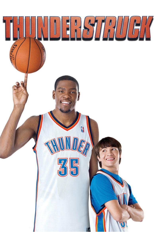 Thunderstruck (2012 film) movie poster