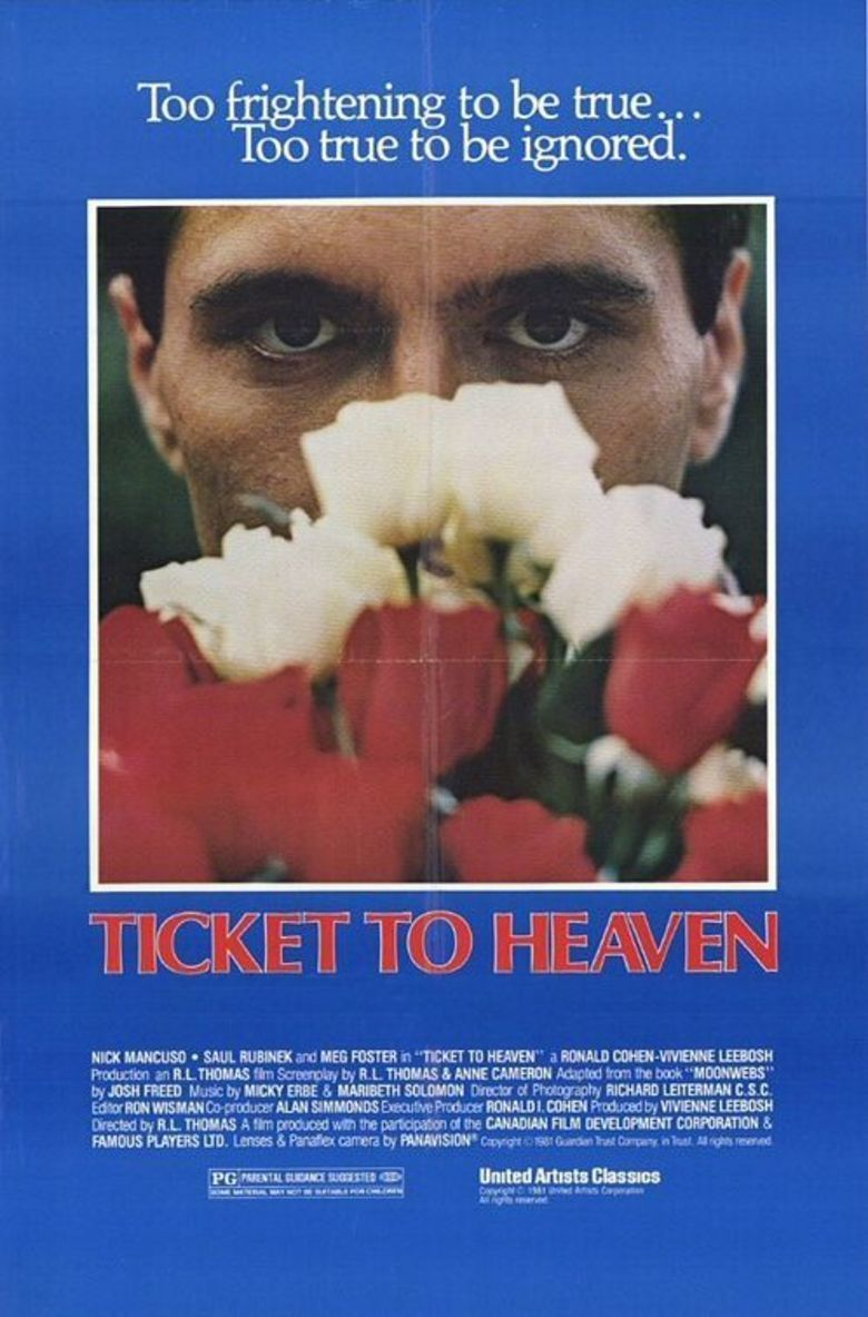 Ticket to Heaven movie poster