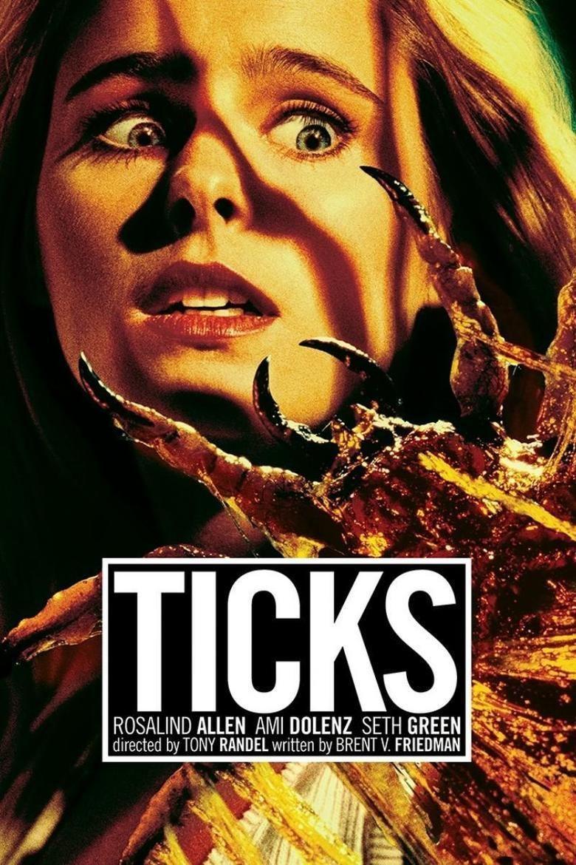 Ticks (film) movie poster