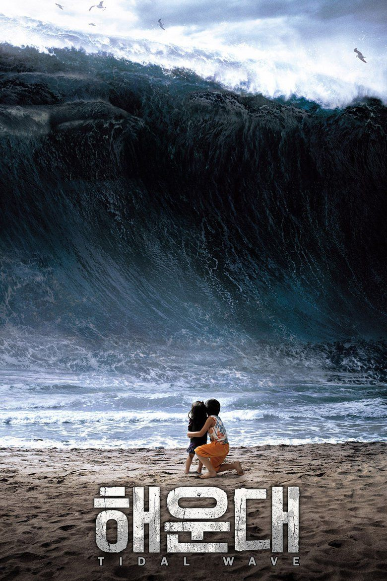 Tidal Wave (film) movie poster